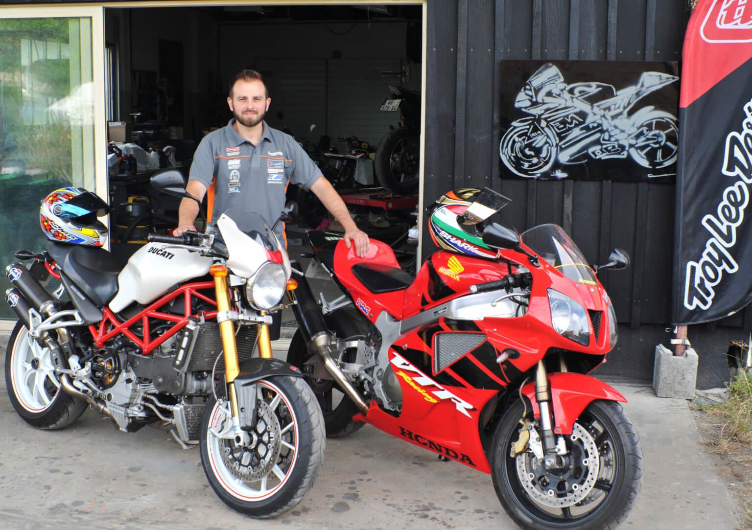 Cap Motorbike