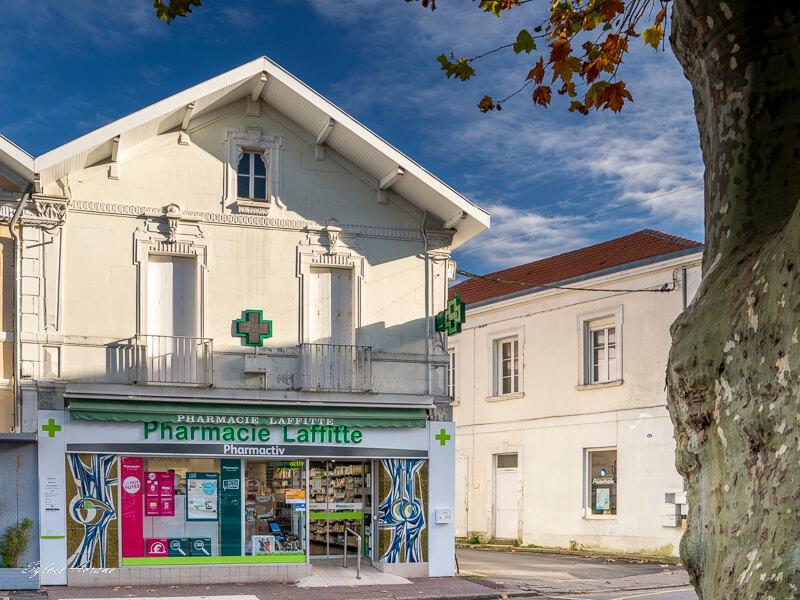 Pharmacie Laffite