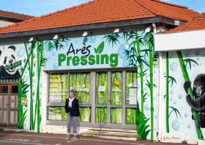 Arès pressing