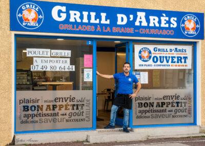 Le Grill d'Arès