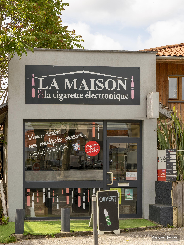 La maison de la cigarette électronique