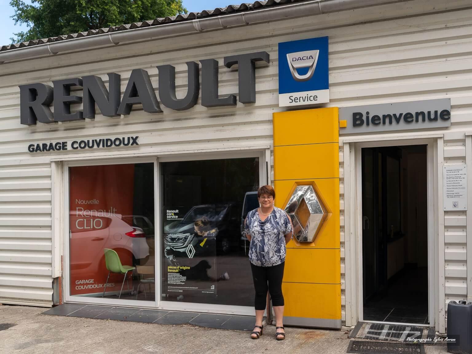 Garage Couvidoux